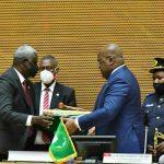 Félix Tshisekedi prend les commandes de l'Union africaine