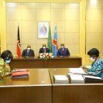 RDC-Kenya: Tshisekedi et Kenyatta signent des accords de coopération bilatérale