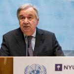 Antonio Guterres reconduit à la tête de l'ONU
