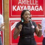 L'ougandaise Arielle Kayabaga élue députée au Canada
